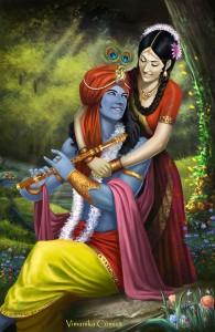 Krishna | Image: Vimanika Comics