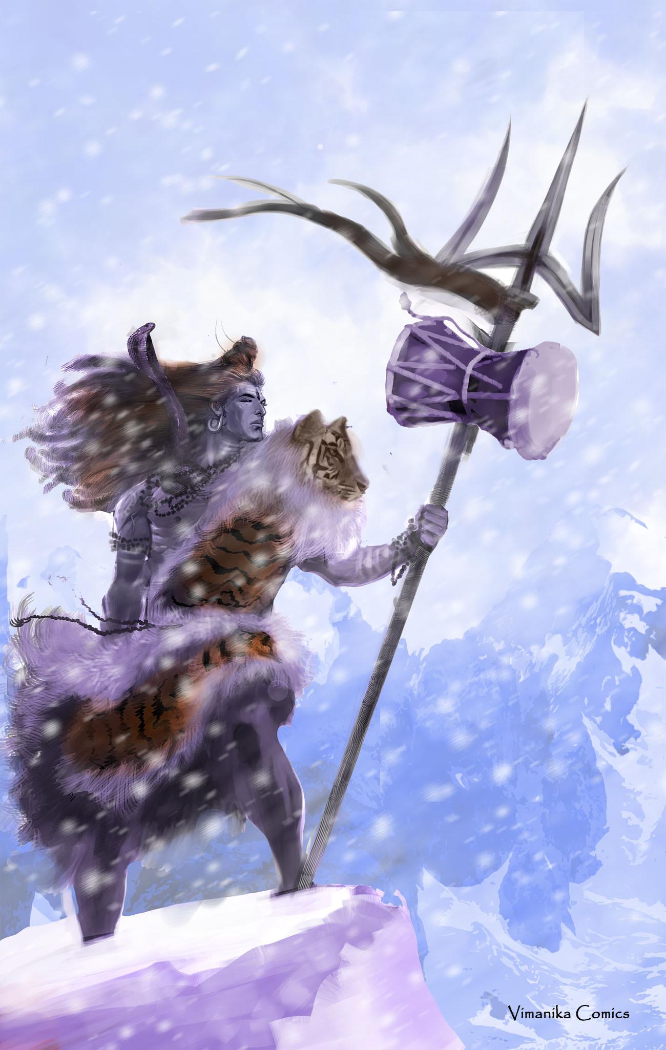 Lord Shiva Angry Lord shiva in anger shiva at